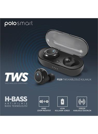 Polo Smart Bluetooth Kulaklık Renkli